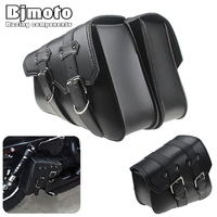 Motor Racing Saddlebag Side Tool Bag for Harley style motorbike motorcycle Multifunction Travel Luggage bag SaddleBag