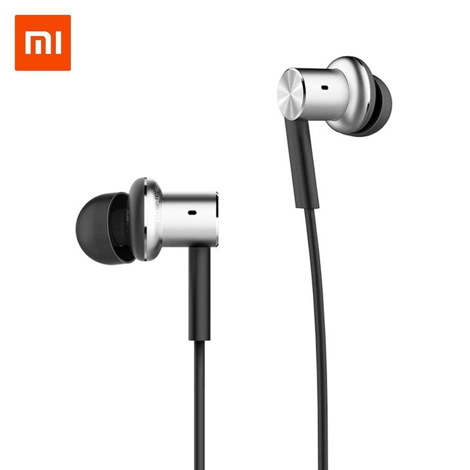 Original Xiaomi Hybrid Earphone Mi In Ear Earphone Piston ...