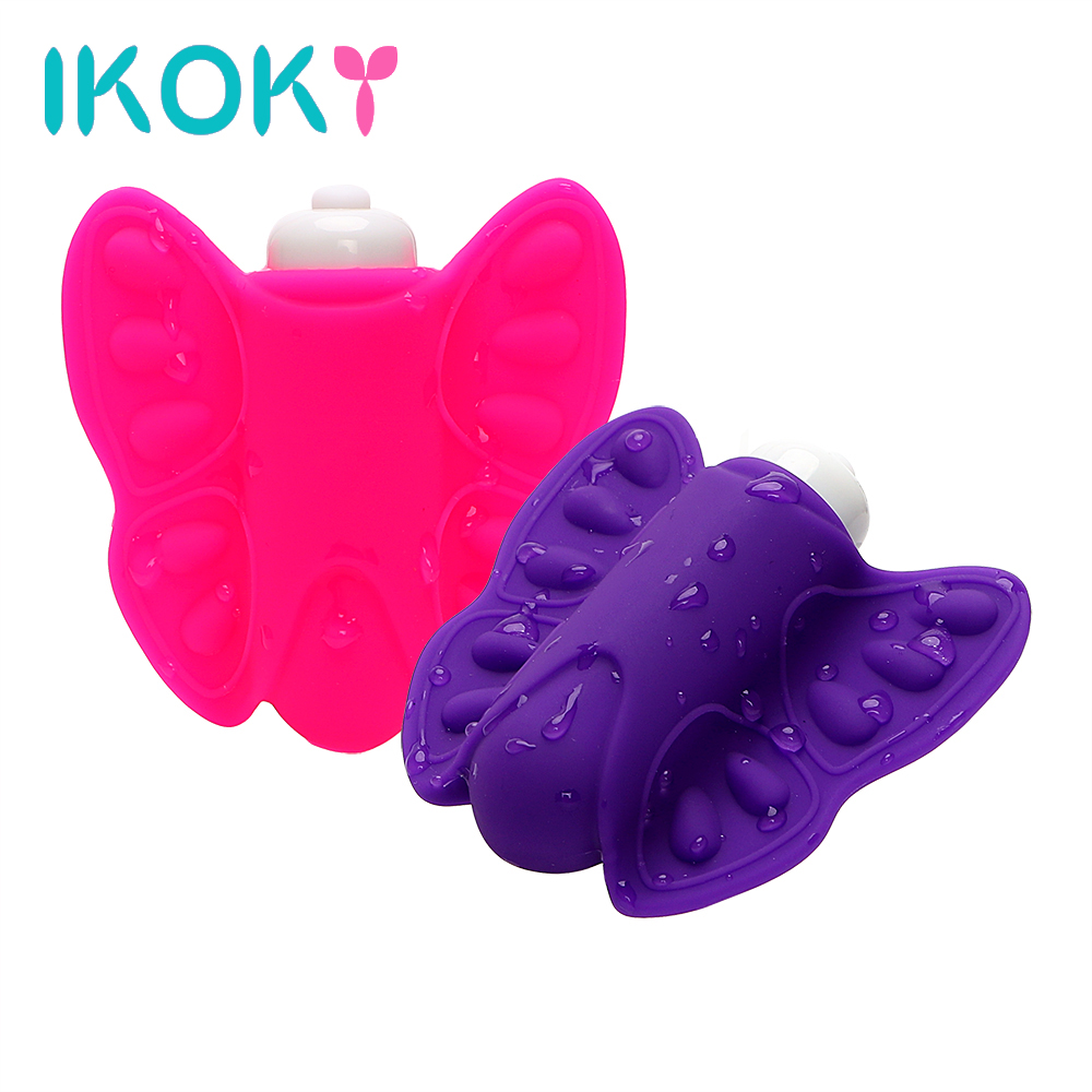 Ikoky Wireless Panties Vibrator Clitoris Stimulate -1391