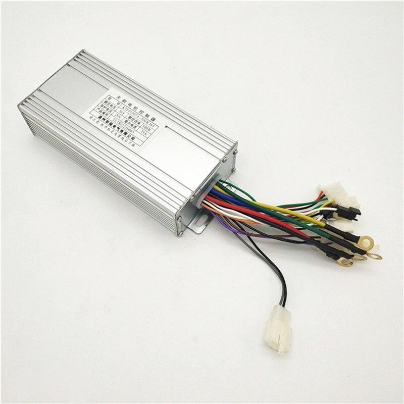 500 Watt 750 Watt 48 V BLDC Brushless DC Controller für BM1418ZXF - Radfahren - Foto 1