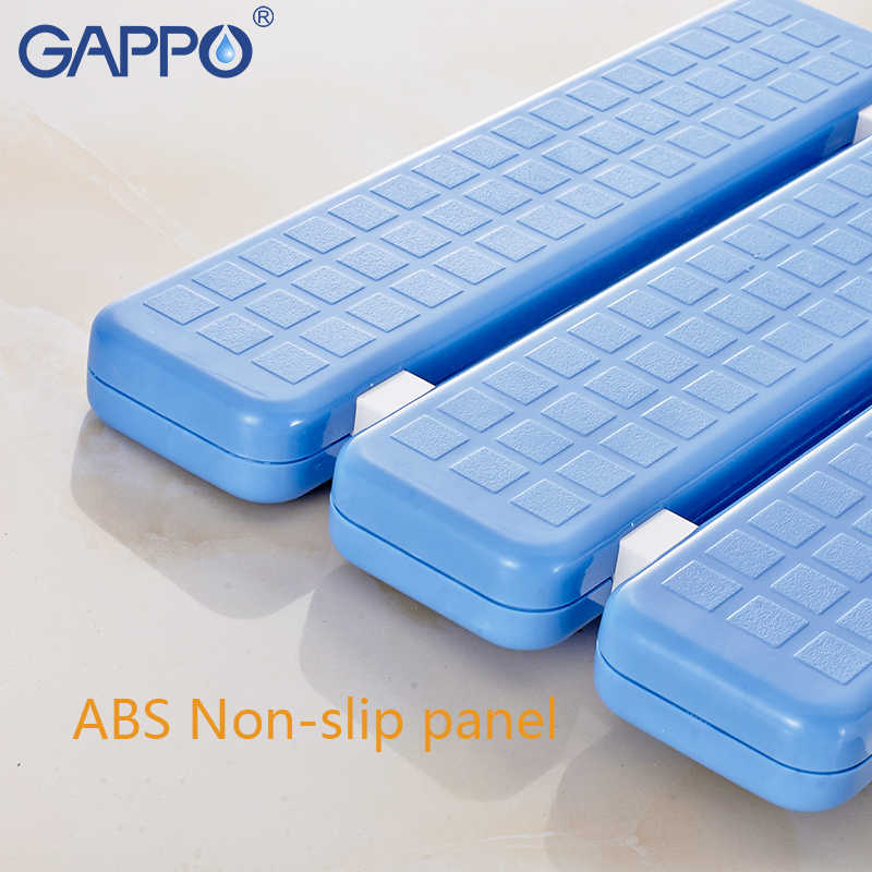 GAPPO настенный стул для унитаза Ванная комната ABS складные стулья для детей туалет душ складные сиденья