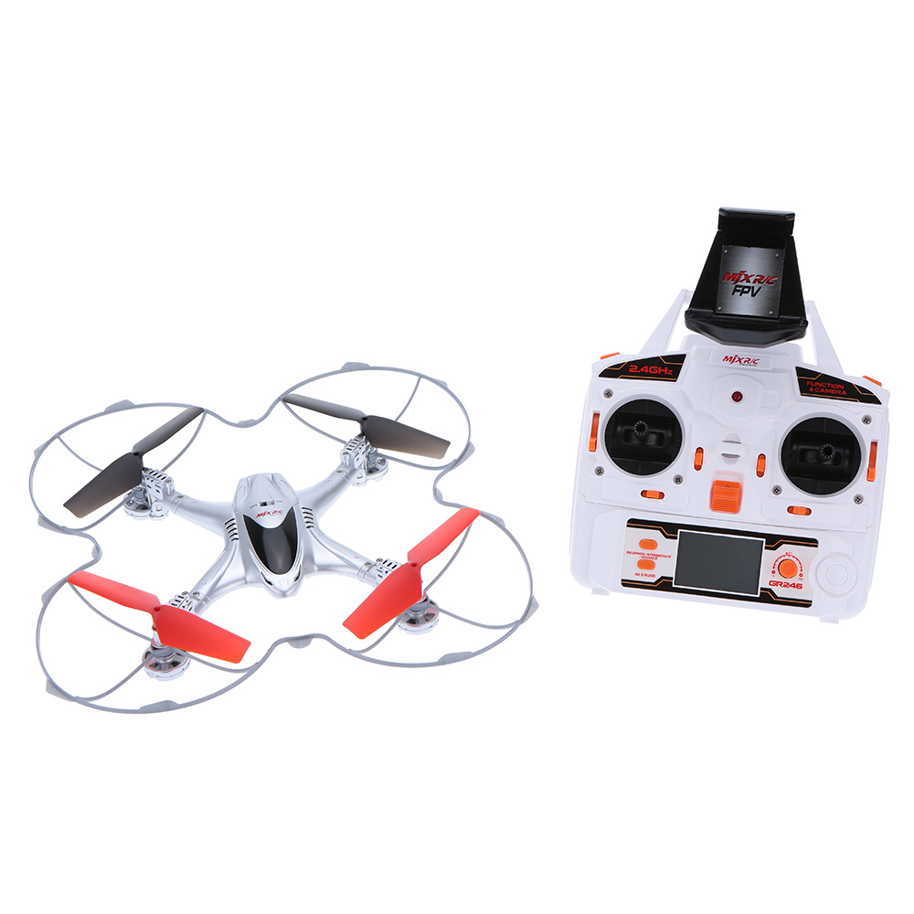 Original MJX X300C 2.4G 6-Axis Gyro wifi FPV RC Quadcopter Drone with 0.3MP Camera Headless mode/One-key landing/3D roll мужская бейсболка cayler