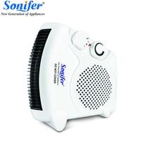 2000W Electric Heater Mini Fan Heater Desktop Household Heater Stove Radiator Warmer Machine for Winter Sonifer