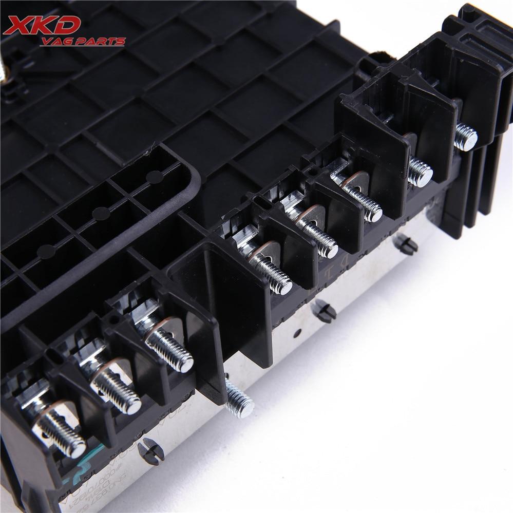 Aliexpresscom Compre Rel Principal B6 B7 Fuse Box Fit Para Vw Cc Passat Tiguan Sharan Audi Seat Alhambra 3c0937125a De Confiana Fornecedores Em