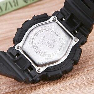 Image 4 - Casio watch g shock women watches top luxury set display ladies watch 100m Waterproof LED digital Quartz watch women reloj mujer
