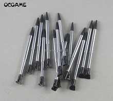 OCGAME 2ชิ้น/ล็อตสำหรับNintendo New 2ds Ll Xl Touchปากกาสำหรับ2DSXL LL TouchปากกาสัมผัสโลหะปากกาStylus