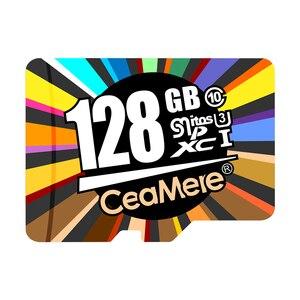 Image 4 - CeaMere Micro SD Karte Class10 UHS 1 8GB Class6 16 GB/32 GB U1 64 GB/128 GB /256GB U3 Speicher Karte Flash Speicher Microsd für Smartphone