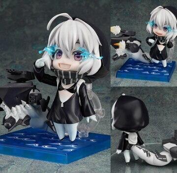 NEW hot 10cm Q version Kantai Collection Nendoroid Mini Action figure toys collectors leiye