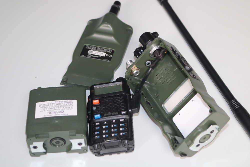 Tac Sky An/Prc152 Radio Military Harris Dummy Case