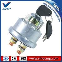 SINOCMP 7N 0718 7N0718 Duas chaves Interruptor De Ignição Por Fio com 2  3 garantia um mês|switch switch|switch with keyswitch 2 -