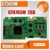 For Asus ROG G750J Laptop Card G750JW N14E GE A1 GeForce GTX765M GTX 765M 2GB VGA