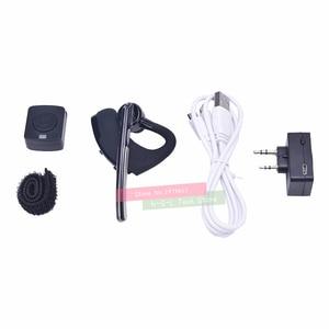 Image 5 - מכשיר קשר אלחוטי אוזניות מכשיר קשר Bluetooth אוזניות שתי בדרך רדיו אוזניות אפרכסת עבור Baofeng 888S UV 82 UV5R