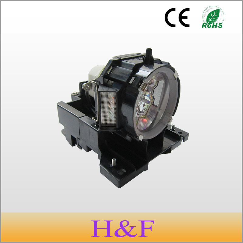 Free Shipping DT00871 Compatible Projector Lamp With Housing For Hitachi CP-X201 CP-X206 CP-X301 CP-X306 Proyector Luz Lambasi free shipping compatible tv lamp for hitachi lp600