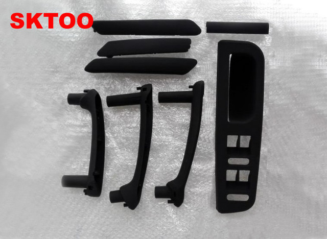 For Volkswagen Passat B5 door handle door handle armrest handle switch box black