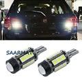 Para Dodge Stratus Sedan/Magnum/Stratus Coupe/Ram 1500/Ram Van Etc Canbus T15 W16W Carro Luzes LED de Backup Reversa Cauda Lâmpada