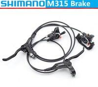 M315 BR-BL-M315 Hamulca Shimano Hamulce Hydrauliczne na Rowery Górskie MTB rowerów Dźwignia Hamulca Tarczowego Lewy i Prawy nie styl do M355
