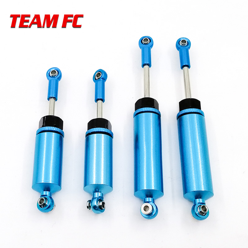 2pcs <font><b>Wltoys</b></font> <font><b>metal</b></font> Upgrade parts front and rear shock absorber for <font><b>12428</b></font> 12423 <font><b>12428</b></font>-0016 <font><b>12428</b></font>-0017 RC Car S79 image