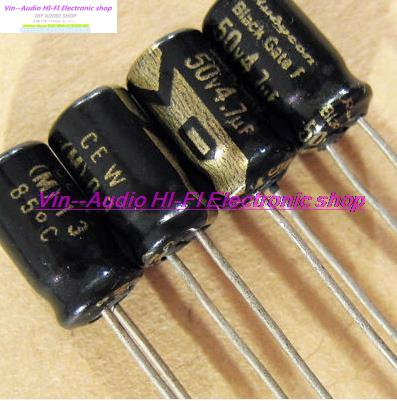 US $65 0 |1PCS The best recognized capacitance Rubycon BlackGate STD Series  Audio electrolytic capacitor 16V 330UF 13*20MM free shipping-in Capacitors