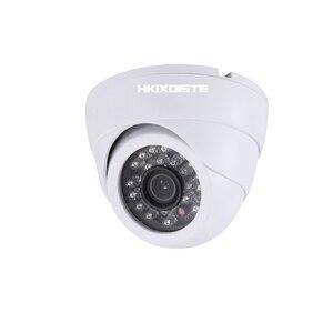 Image 2 - HKIXDISTE cámara domo HD 1080P AHD, visión nocturna, AHD, P2P, Android, iPhone, vista, 2MP, CCTV, cámara de seguridad interior