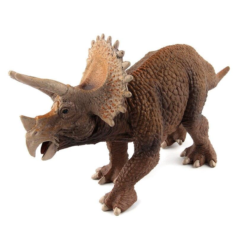 zxz jurassic velociraptor dinosaur triceratops toys