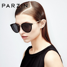 PARZIN Luxury Brand Polarized Sunglasses Vintage Women High Quality Retro Colorful Mirror Coating Beach Sun Shade