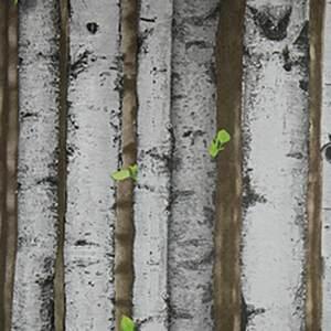 Beibehang Wallpaper Natural Rustic Emboss Wood Panel Plank Vinyl Waterproof Roll