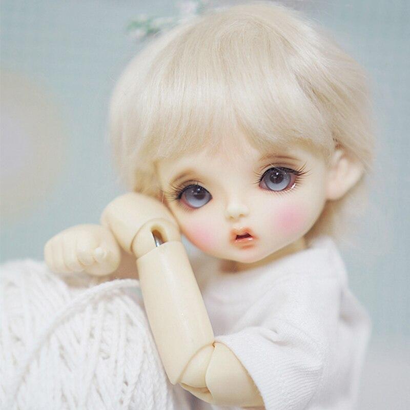 Oueneifs ramcube Mayo BJD SD кукла 1/6 yosd девочка мальчик тела Volks смолы цифры модель тела Reborn Мальчики глаза высокое качество игрушки магазин