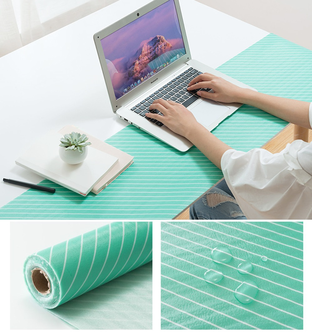 Perfect Geometry Color PE Tablecloth/Table Runner/Shelf Liner/Cabinet Mats/Drawer  Paper/Desk Pad,Waterproof Moisture Dustproof,30x300cm In Mats U0026 Pads From  Home ...