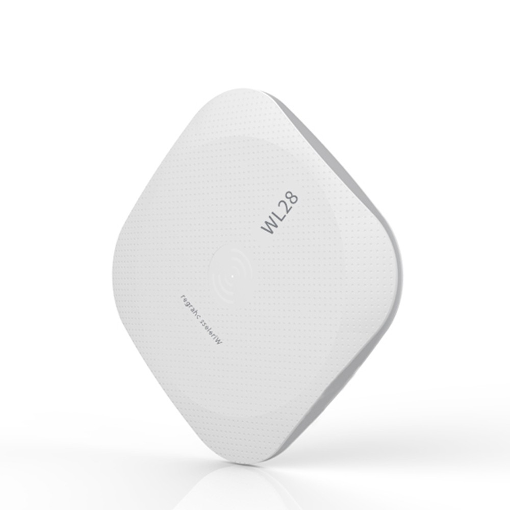 WL028 Flash LED Qi Wireless Charger Wireless Charging Pad (8)