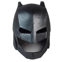 Cos Batman vs Superman Wearable Batman Helmet anti Superman version of the heavy Armor Cos Batman Mask FRP Life Size 1:1