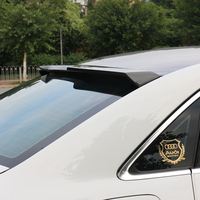 For Audi A3 S3 2014 2015 2016 Sedan 4Doors High Quality Carbon Fiber Rear Wing Rear Box Decorated Roof Spoiler