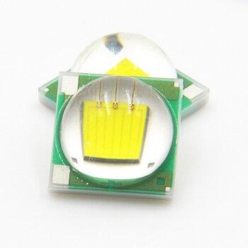 50pcs a Lot 5W Full Power T6 5050 LED Lamp Bead 65mil Flashlight light LED diode Chip light Cold White Red Blue Green 5050 ceramic led 5 8w xml t6 glare flashlight lamp beads white green blue red yellow purple