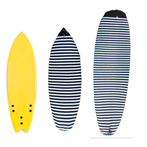 Surf Board Cover Surfboard Bag Wakesurf Longboard Surfing Stretch Protective Bag