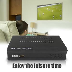 Image 3 - Vmade DVB S2 HD קולט טלוויזיה דיגיטלית תיבת DVB S2 M5 לווין טלוויזיה מקלט h.264 MPEG4 תמיכת IPTV Youtube cccam BissVu טלוויזיה מפענח
