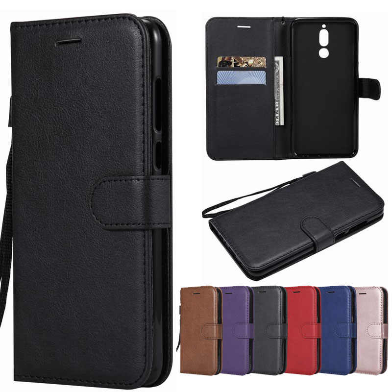 For Huawei Mate 10 Lite Case Luxury Vintage Phone Coque For Huawei Mate 10 Pro Case Leather Wallet Cover For Huawei Mate 10 Case