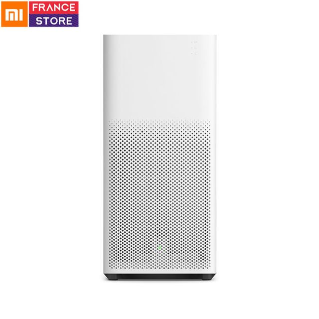 Xiaomi Mi Air Purifier 2 Sterilizer Addition to Formaldehyde Wash Cleaning Intelligent Household Air Cleaner Smart APP Control