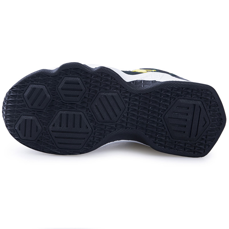 High Quality Thick Sole Non slip Outdoor Kids Sneakers Boys Basketball Shoes Footwear Rubber Children Sports Shoes Basket 31 38 in Basketball Shoes from Sports Entertainment