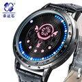 Xingyunshi Top Marca moda Reloj de Pulsera Digital Relojes de Pulsera Reloj de Las Mujeres Vestido reloj Análogo del deporte del Reloj Ocasional Del Relogio Feminino