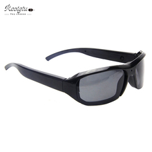 Multifunción Inteligente gafas, cámara HD720P Gafas Inteligentes, Acreditan automáticamente A Paso, Pasómetro Mini Videocámaras