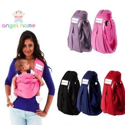 adb1cb04d9e 100% Cotton Brand Name Mother Kangaroo Baby Backpack Towel Elastic  Inclusion DVD Baby Carrier Sling Wrap For Sale