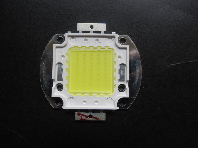50w led chip Integrated High Power Lamp Bead White/Warm white 1750mA 30-34V 5800LM 45*45mil Bridgelux Chips Free shipping 1w led bulbs high power 1w led lamp pure white warm white 110 120lm 30mil taiwan genesis chip free shipping