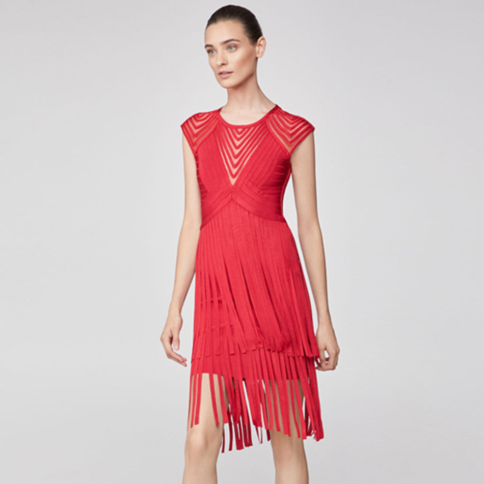 United Sleeveless Dollar Dress