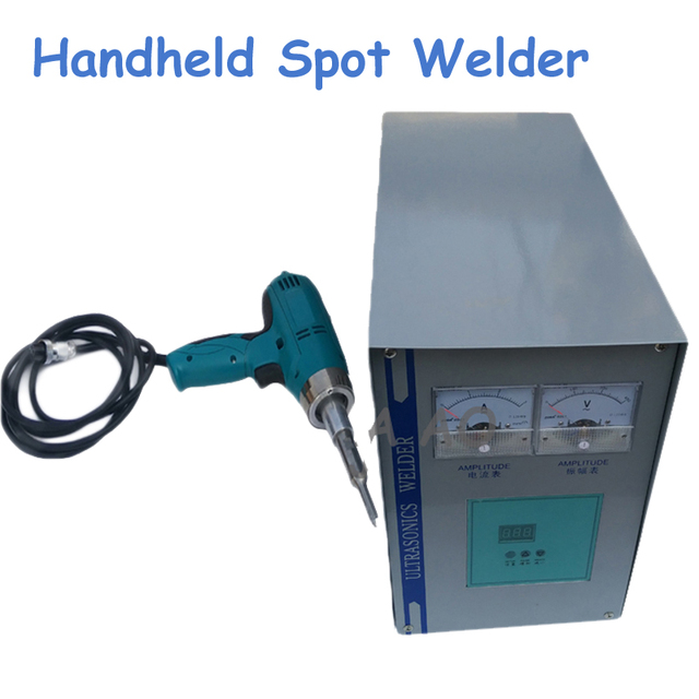 Aliexpress.com : Buy 1pc 110/220V Handheld Ultrasonic Welding ...