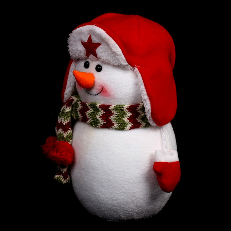 2019 Hot Selling Newest Christmas Decorations Snowman Doll