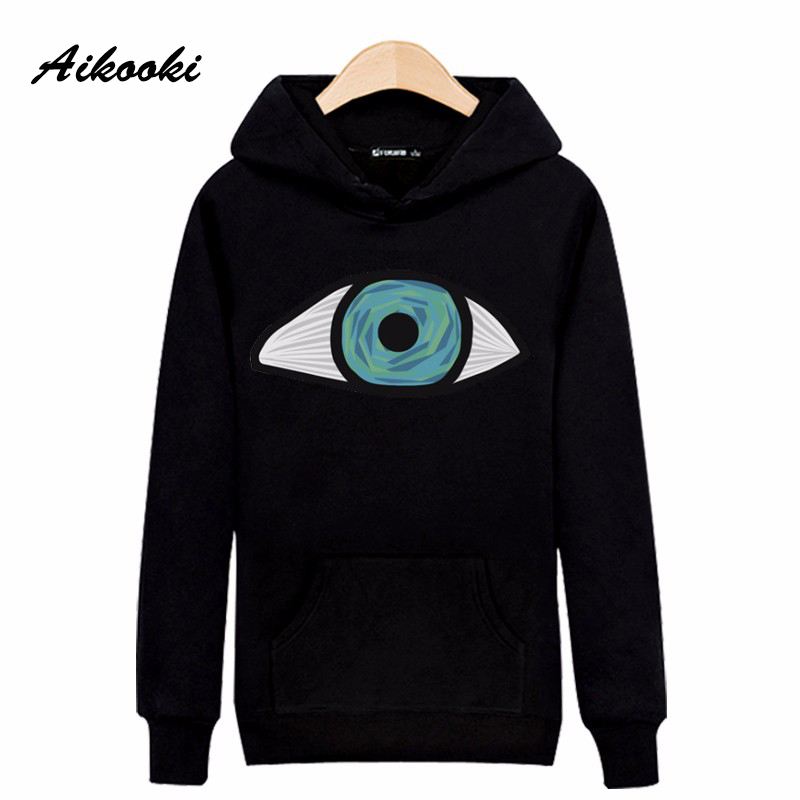 Aikooki Beer Captain Winter Loose Thin Hooded Hoody Tops Cotton Material with Luxury Sweatshirt Men Brand Design Fashion Clothes