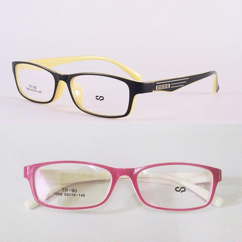 Contemporáneo Gafas De Marco De Color Rosa Galería - Ideas ...