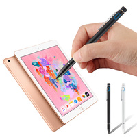 Smart Tablet Pencil Touch Screen Drawing Pen Stylus Metal Nib for 2018 iPad 9.7 Pro 11