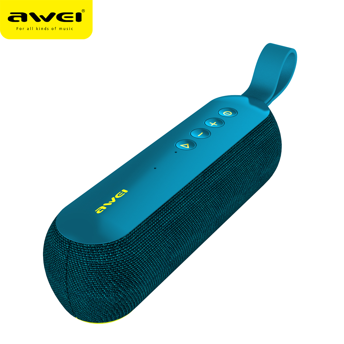AWEI Y230 Bluetooth Portable Speaker mini Wireless Soundbar For Computer Phone Stereo HIFI Sound Boombox For PC Music Speakers getihu portable mini bluetooth speakers wireless hands free led speaker tf usb fm sound music for iphone x samsung mobile phone
