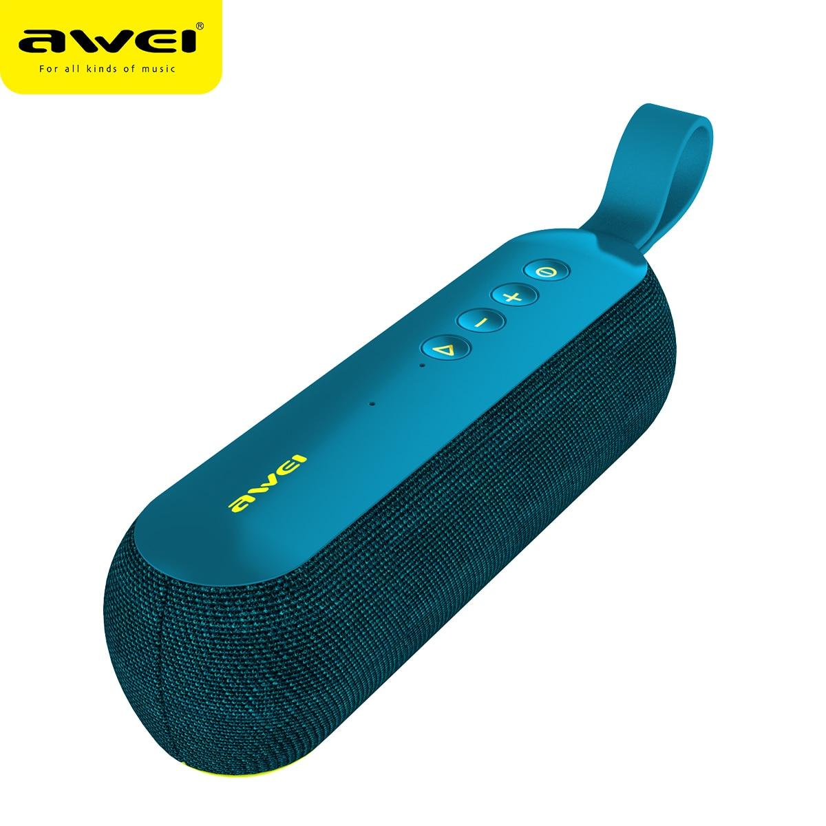 AWEI Y230 Bluetooth Portable Speaker mini Wireless Soundbar For Computer Phone Stereo HIFI Sound Boombox For PC Music Speakers стоимость