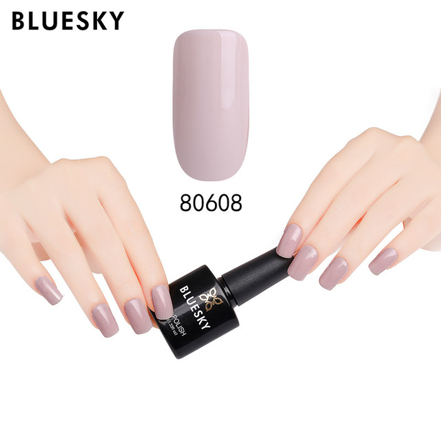 Bluesky Gel Nails Perfect Easter Colors Long lasting Shining 10ml ...